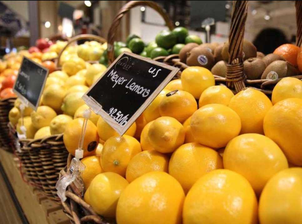 عوارض لیمو ترش