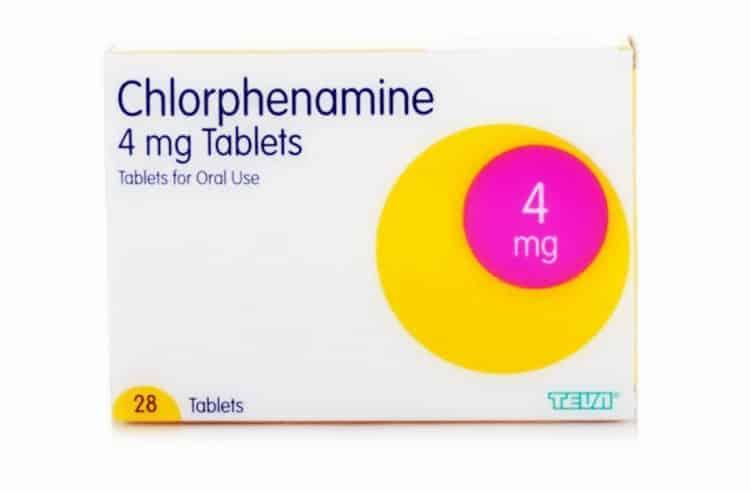 کلرفنیرامین 1