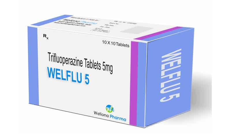 Trifluoperazine 1