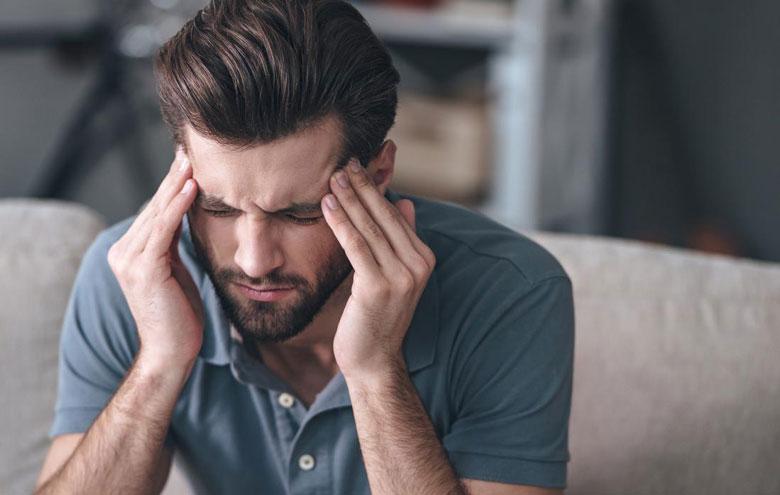 درمان خانگی سردرد