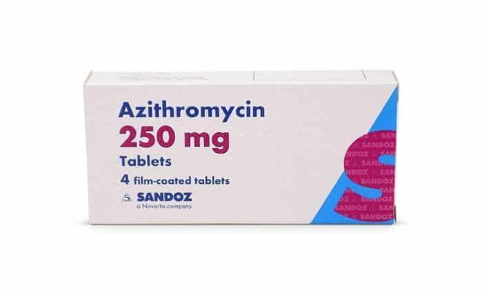 کپسول آزیترومایسین را خودسرانه مصرف نکنید!