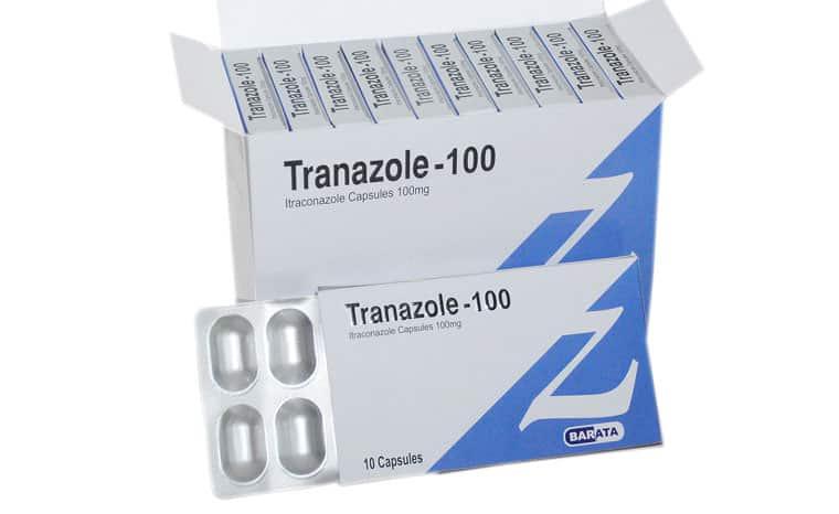 ایتراکونازول 1