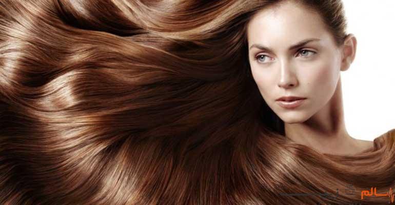جلوگیری از ریزش مو و تقویت ریشه آن