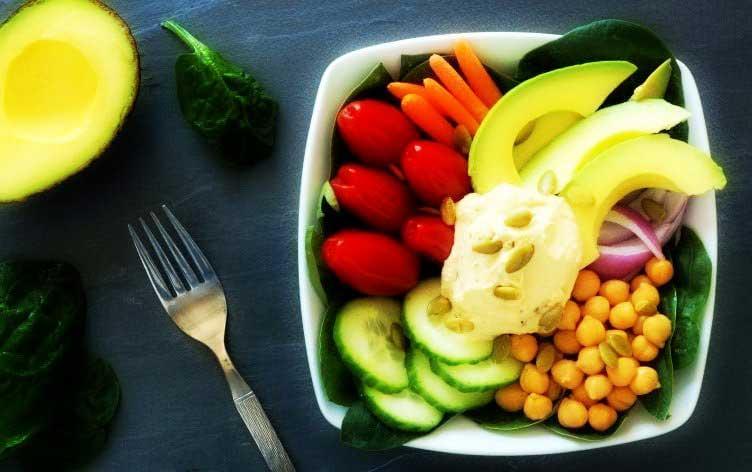 غذاهای مقوی و سالم