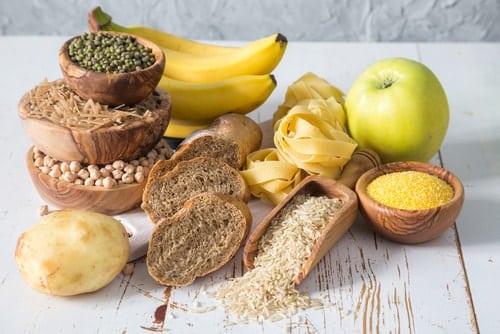 eliminate carbs to minimize calories