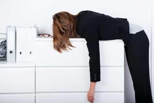 stress hormones affects weight loss