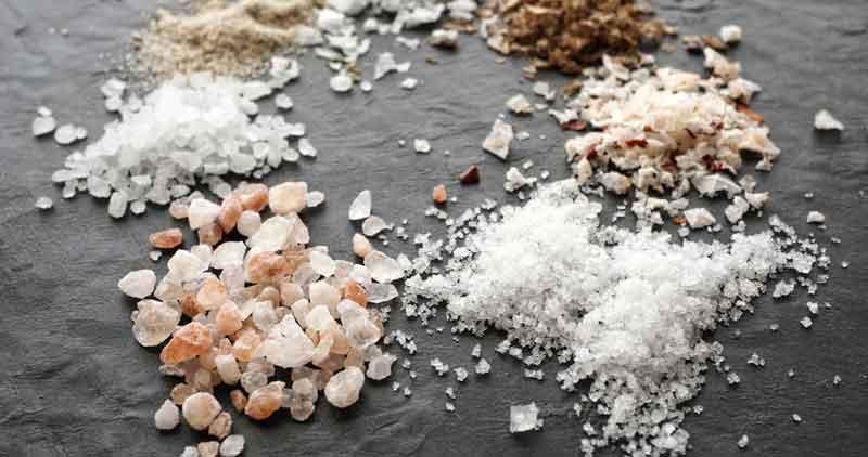 نمک و سدیم