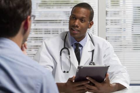 سوال پرسیدن از پزشک