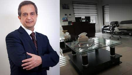کلینیک کاشت مو دکتر رضایی