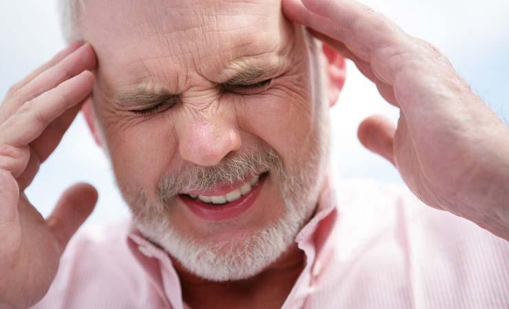 علت های سردرد