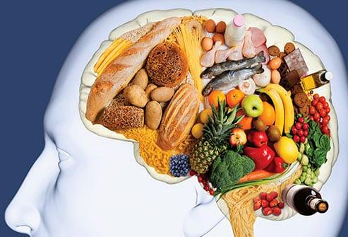 غذاهای مغز