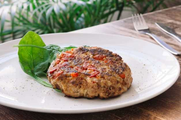 greek turkey burger healthy recipe
