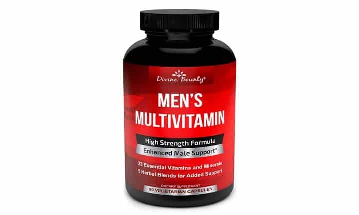 مولتی ویتامین برای مردان