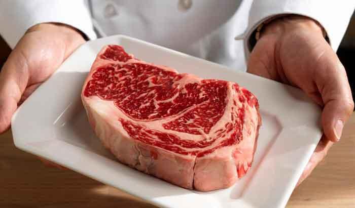 مصرف گوشت قرمز