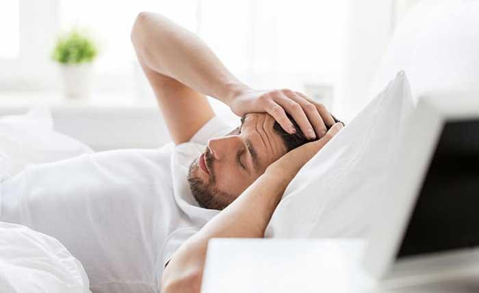 سردرد بعد از خواب